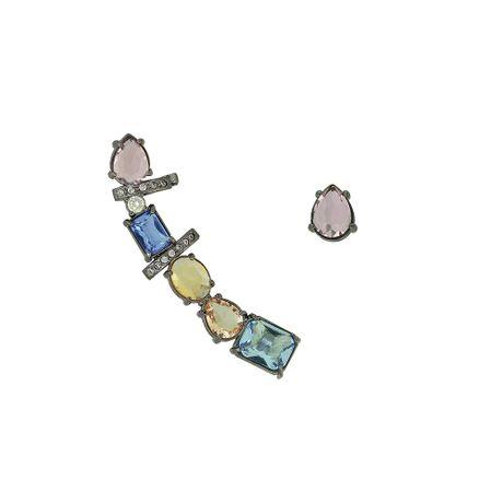 Brinco-Ear-Cuff-Pedras-Color-e-Gota-Rosa---00032587