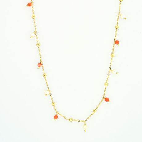 Colar-Longo-Dourado-Pedras-em-Cristal-Laranja---00033863