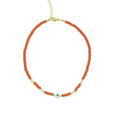 Gargantilha-Choker-Cristais-Coral-e-Flor-Madreperola---00033852