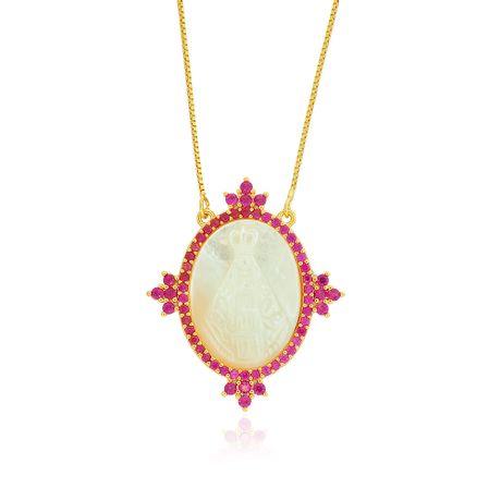 Colar-Dourado-Nossa-Senhora-Madreperola-Zirconias-Rubelita---00031024