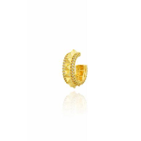Piercing-Dourado-Spike-e-Zirconias---00034012