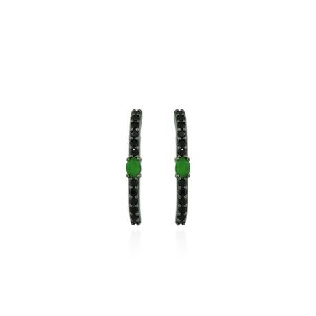 Brinco-Ear-Hook-Grafite-Zirconias-Preto-e-Jade---00033961