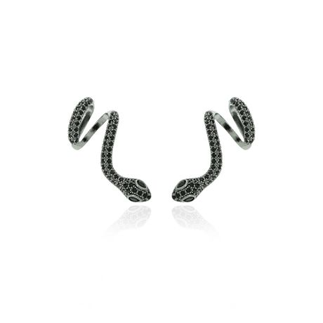 Brinco-Ear-Cuff-Grafite-Cobra---00034334