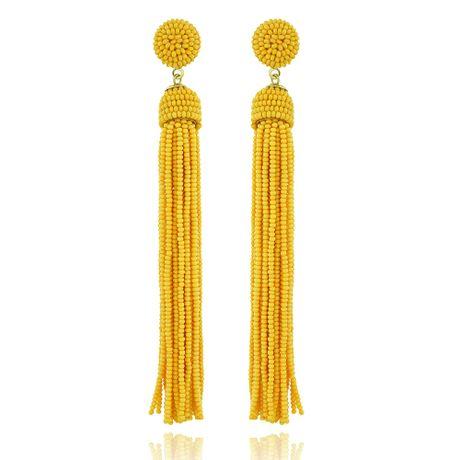 Brinco-Tassel-Micangas-Amarelo---00034779