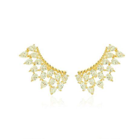 Brinco-Ear-Cuff-Dourado-Gotinhas-Cristal---00034956