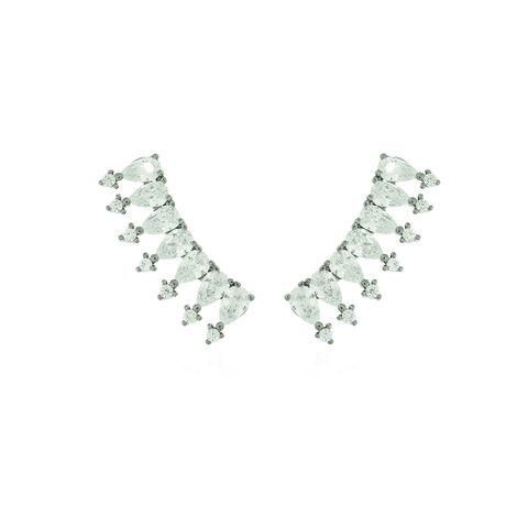 Brinco-Ear-Cuff-Grafite-Gotas-e-Zirconias-Cristal---00035060