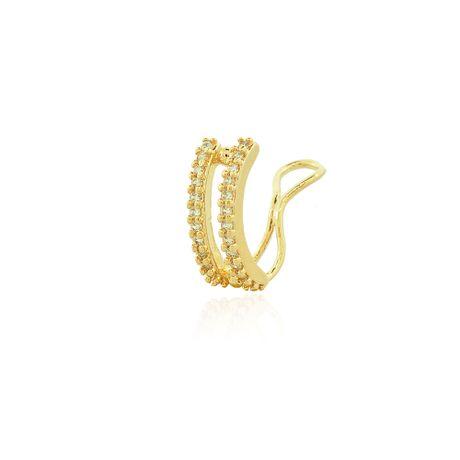 Piercing-de-Orelha-Dourado-Zirconias-Cristal