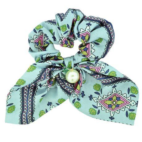 Scrunchie-Lenco-Estampado-Azul-Celeste-e-Flores---00035445