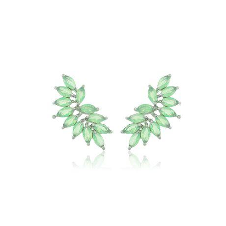 Brinco-Rodio-Ear-Cuff-Navetes-Verde-Agua---00035516