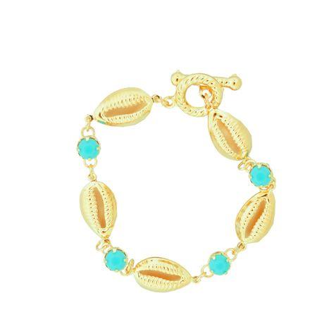 Pulseira-Dourado-Buzios-e-Pedras-Turquesa---00035640
