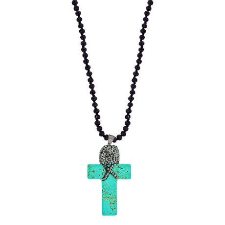 Colar-Longo-Cristais-Preto-e-Cruz-Turquesa---00035703