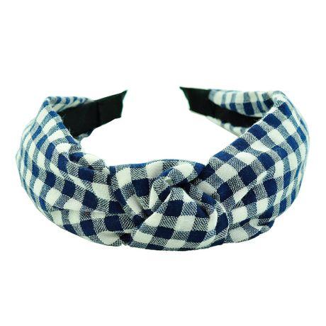 Tiara-Tecido-No-Xadrez-Azul-e-Branco---00036238