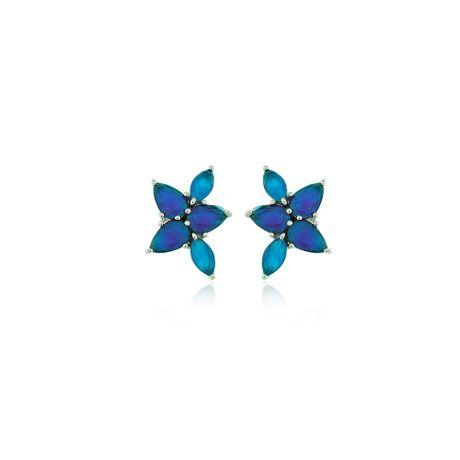 Brinco-Rodio-Gotas-Azul-Marinho---00036457