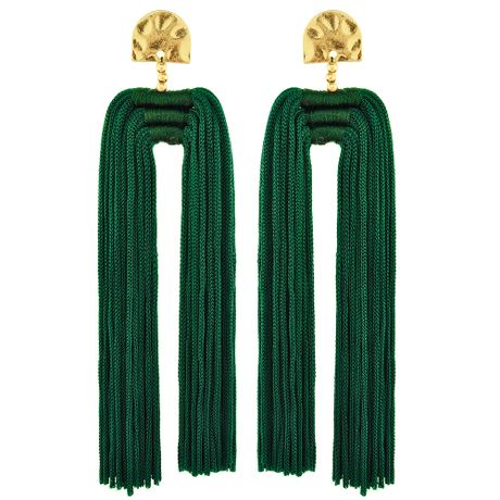 Brinco-Tassel-Duplo-Verde-Militar---00036687
