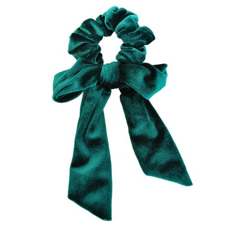 Scrunchie-Laco-Veludo-Verde-Petroleo---00036215