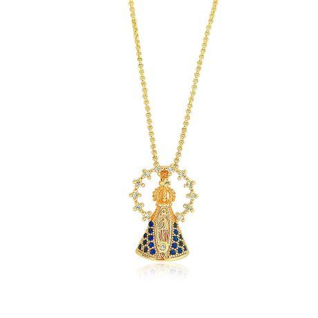 Colar-Dourado-Nossa-Senhora-Arco-Zirconias---00036487