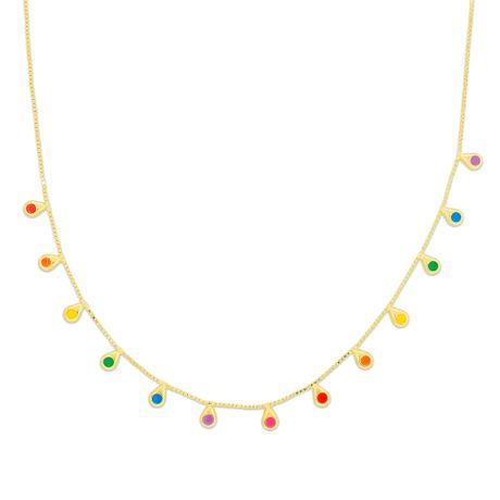 Colar-Dourado-Mini-Gotas-Color---00036946
