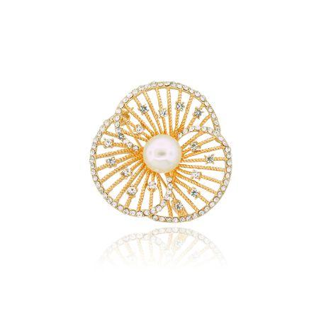 Broche-Dourado-Flor-Perola-e-Strass---00036825