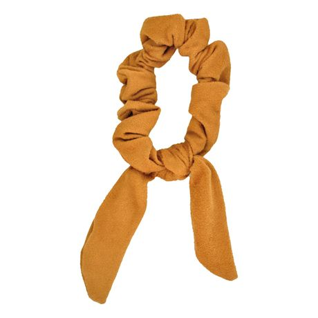 scrunchie---suede---marrom---00037713