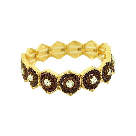 pulseira---silicone---dourada---00039096