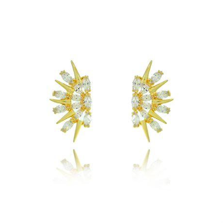 brinco-dourado-navetes-zirconias---00040170