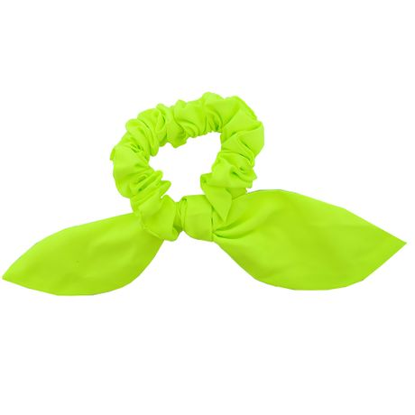 Scrunchie-Lenco-Verde-Fluorescente---00039850