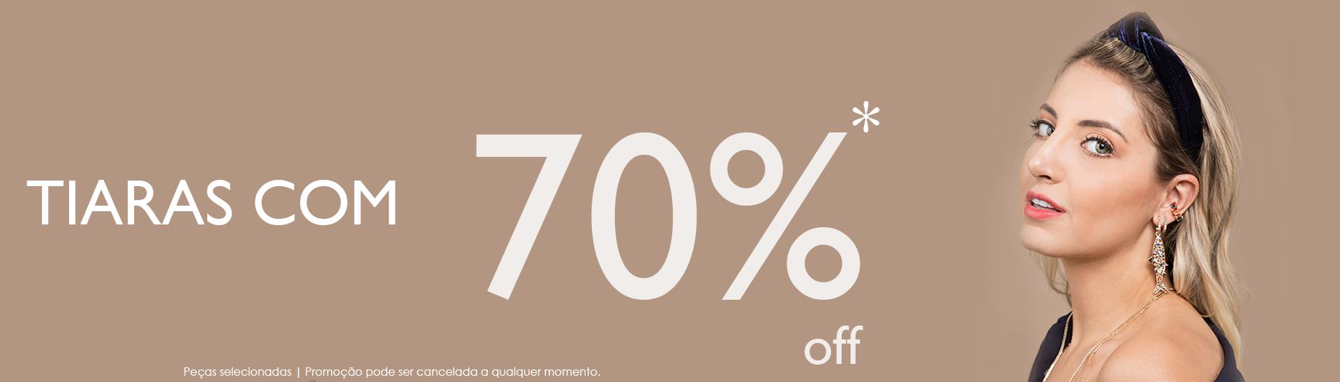 tiara 70%off