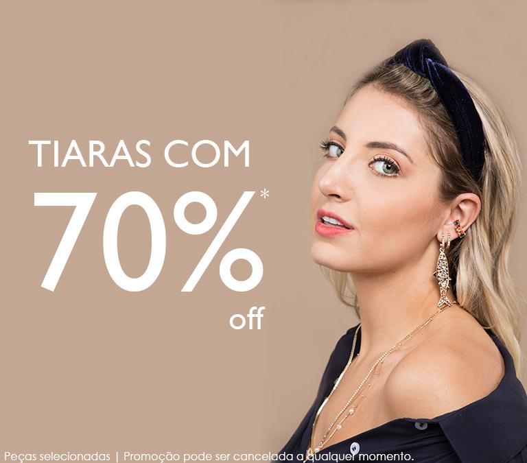tiara 70% off