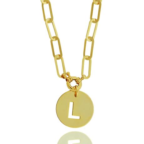00043777-Colar-Dourado-Placa-Letra-L