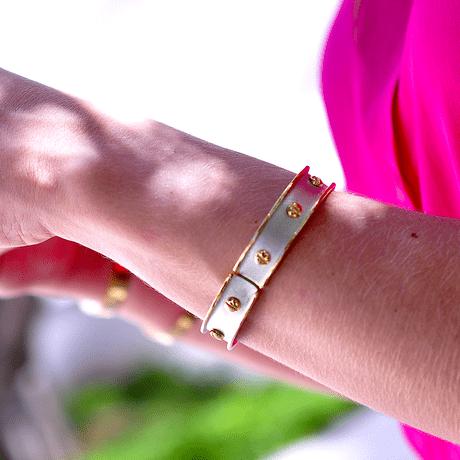 bracelete-pregos-dourado