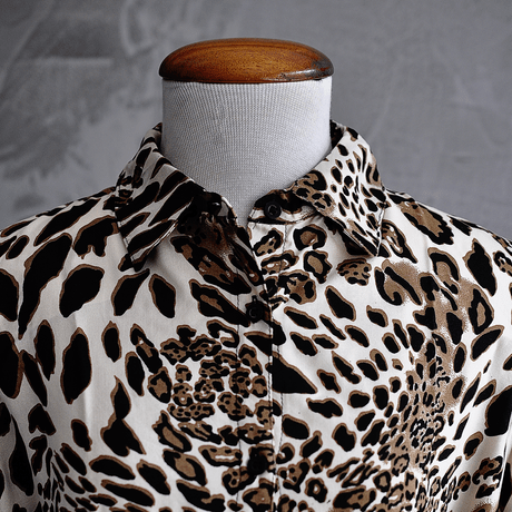 Chemise Animal Print by Pri Schiavinato