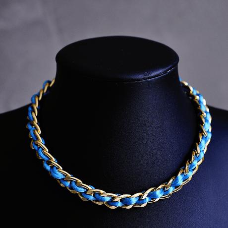 Colar-Corrente-Dourado-Fio-de-Seda-Azul---00045867