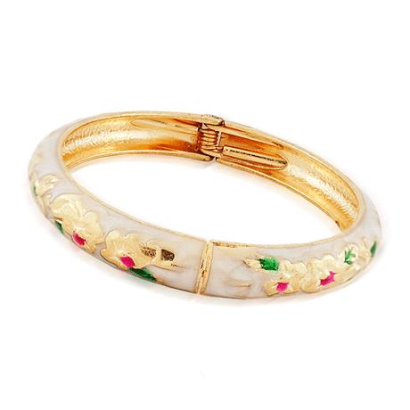 bracelete-branco-dourado-flor-00046586