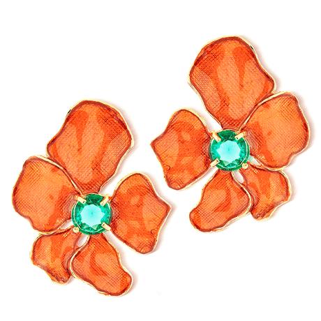 brinco-marron-flor---00046605